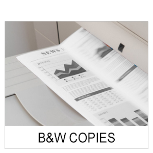B&W Copies